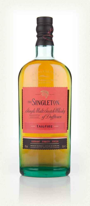 The Singleton Tailfire 70cl - Pack de 6