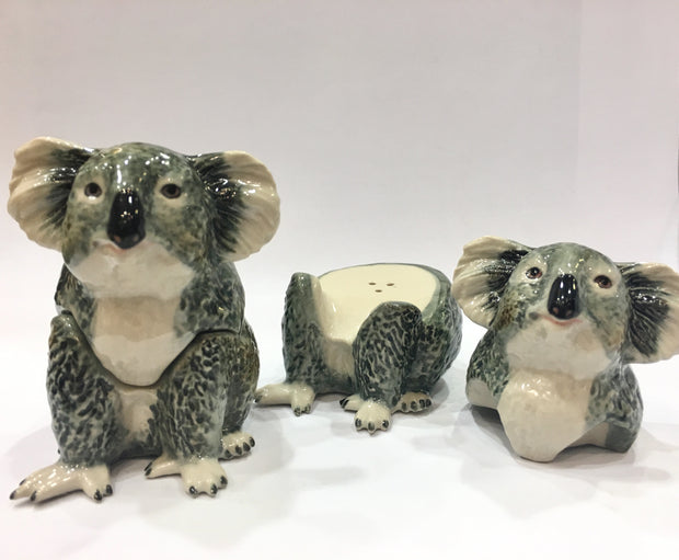 Salt and Pepper shaker Koala