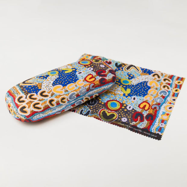 Glasses case and Lens cloth