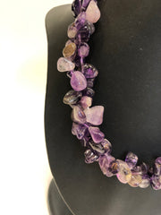 Necklace Amethyst