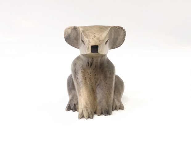 Wooden Koala Sculpture