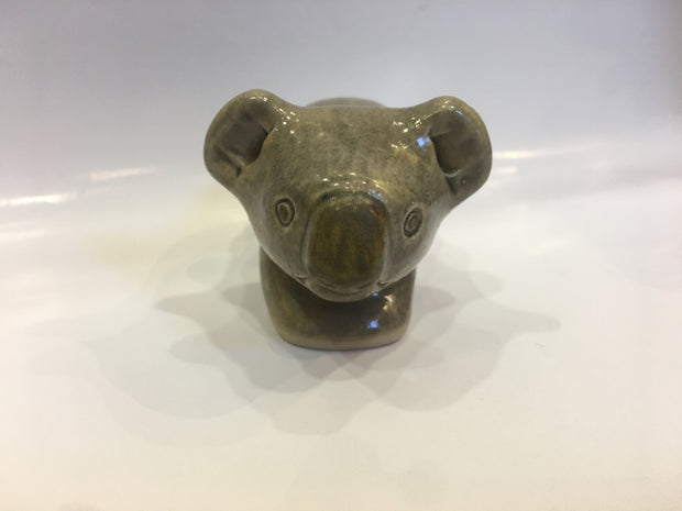 ceramic Koala sculpture