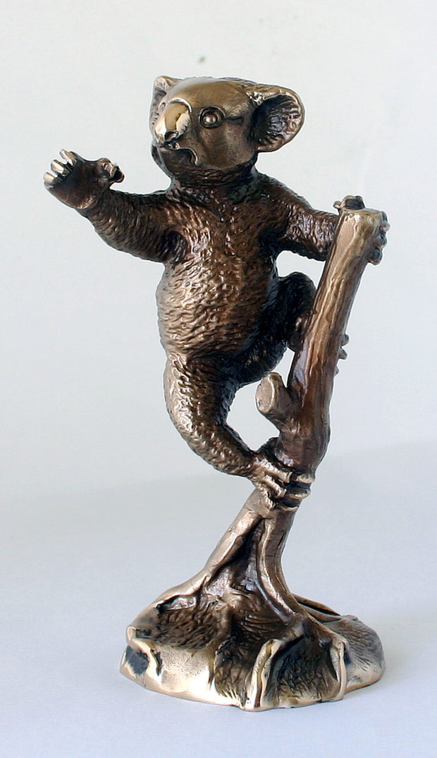 Bronze Koala Sculpture