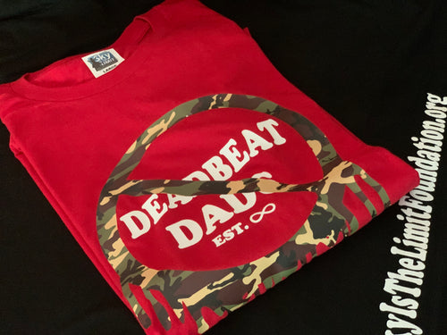 No Deadbeat Dads (Camo)