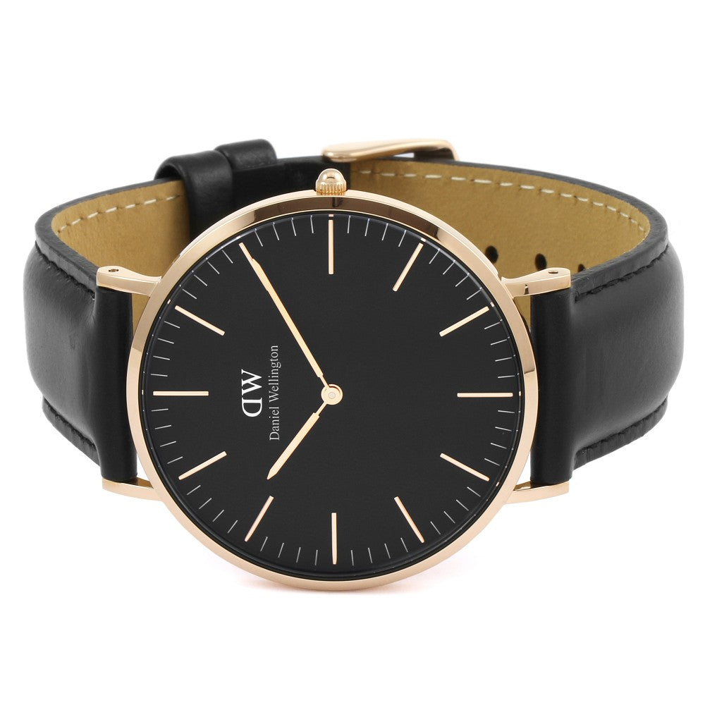 Daniel Wellington Relógio Classic Sheffield DW00100127 ( 40mm )