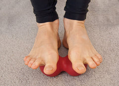 How to Use BakBalls - plantar fasciitis