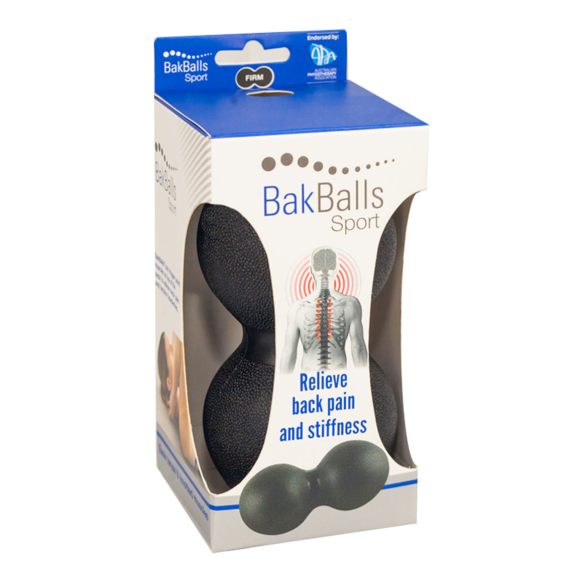 BakBalls - firm black