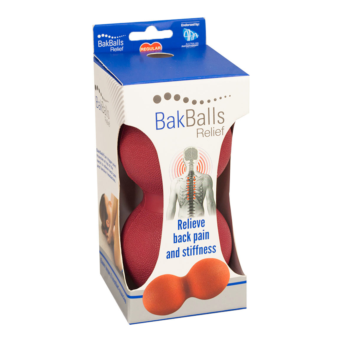 BakBalls - regular red