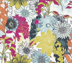 Art Gallery Fabric - Pollinate - Abundant Meadow by Jessica Swift