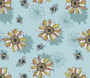 Art Gallery Fabric - Pollinate - Nectarlove by Jessica Swift