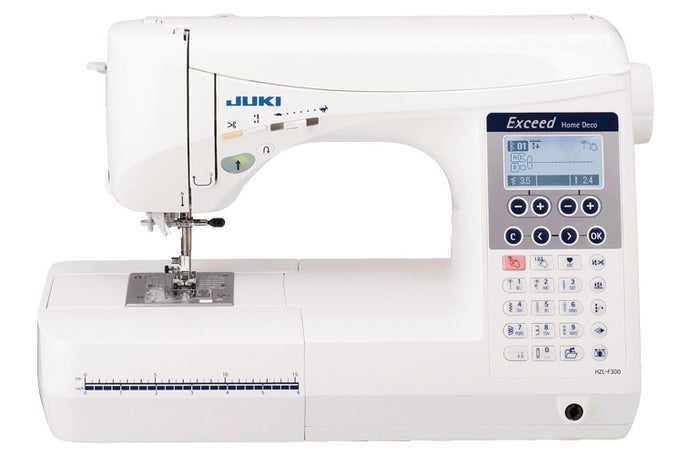 Juki Domestic Sewing Machine - HZL-F300