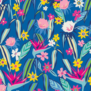 Art Gallery Fabric- Hello Sunshine - Tropic Like it's Hot by Katie Skoog