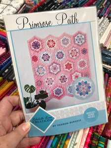 Primrose Path Paper Pattern by Lilabelle Lane Creations