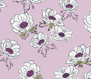 Art Gallery Fabric- Trouvaille - Anemone Cascade