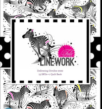 Load image into Gallery viewer, Linework by Tula Pink 13 x fat quarters