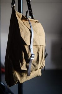 Merchant and Mills - Right to Roam Bag Hardware