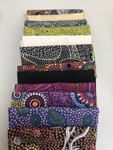 Load image into Gallery viewer, Aboriginal Fabric - Fat Quarter bundle