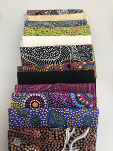 Aboriginal Fabric - Fat Quarter bundle