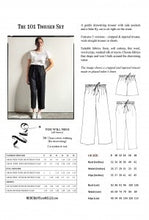 Load image into Gallery viewer, 101 Trouser Pattern by Merchant and Mills
