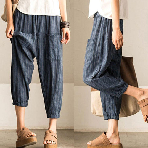Fashion Loose Harem Casual Pants