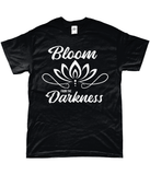 Bloom From The Darkness Original Tee (Black)