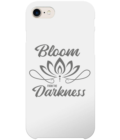 Bloom From The Darkness iPhone 7 Full Wrap Case