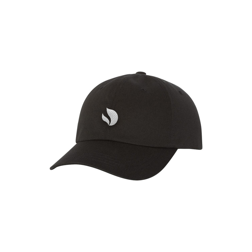 Flame Logo Dad Hat