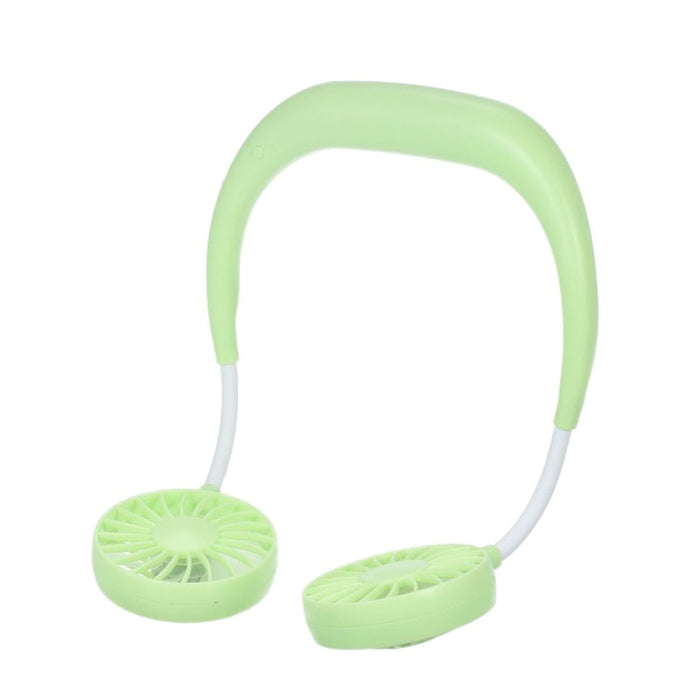 Portable Hanging Neck Sports Fan - Basply