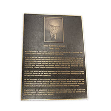 Load image into Gallery viewer, Cast Bronze Memorial Plaque