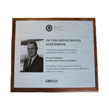 Load image into Gallery viewer, Stainless Steel Plaque