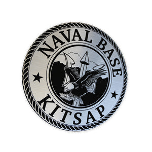 Stainless Steel Military Seal