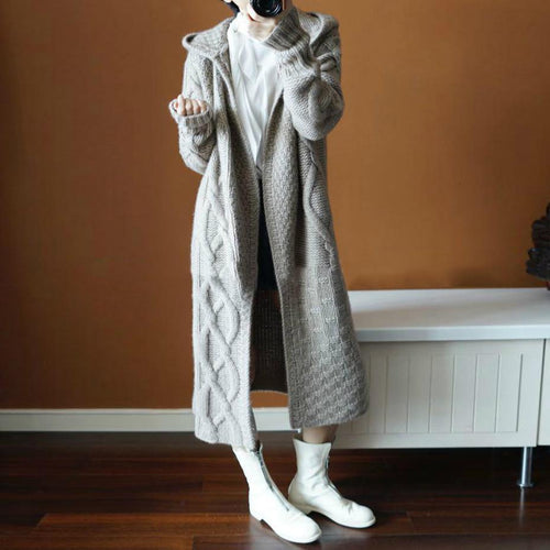 Winter Korean Coat Sweater Cardigan