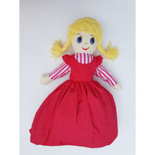 Load image into Gallery viewer, Goldilocks & the Three Bears Story Doll