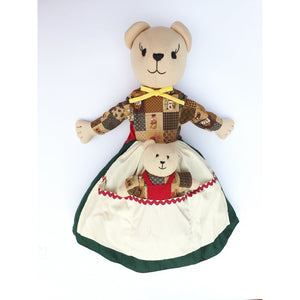 Goldilocks & the Three Bears Story Doll