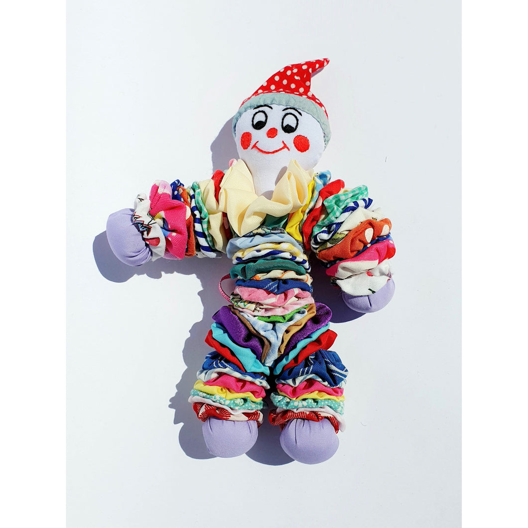 Cindy Clown Doll