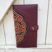Load image into Gallery viewer, Leather Wallet Large