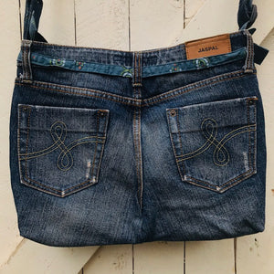 Jeans Shoulder Bag
