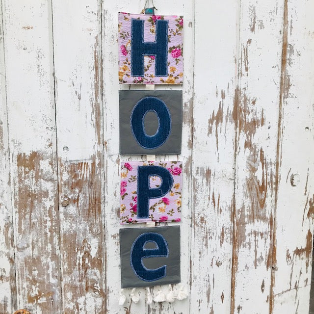 Hope Wall Hanging