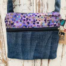 Load image into Gallery viewer, Mini Denim Shoulder Bag
