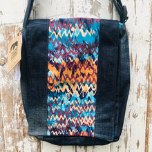 Load image into Gallery viewer, Denim Shoulder Bag