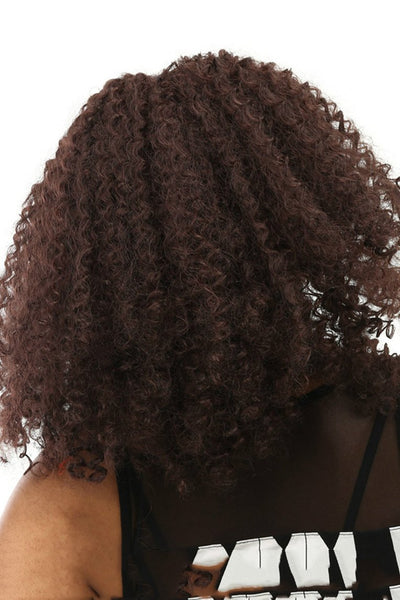 Short Small Curly Hair Wigs - ezcute
