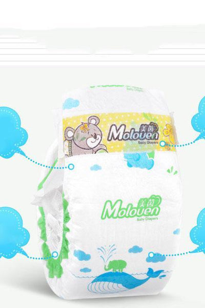 Moloven Soft Baby diapers - ezcute