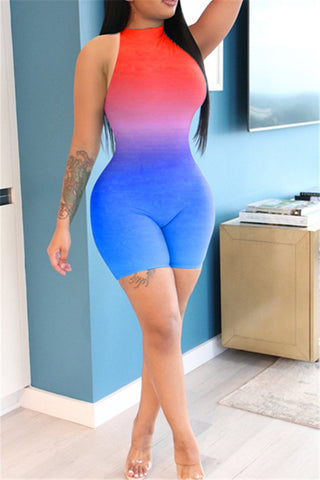 Color Changing Bodycon Romper
