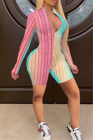 Color Changing Long Sleeve Romper