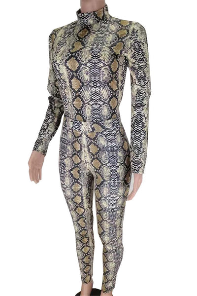 Snakeskin Printed Womens Sets