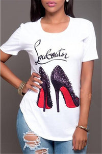 Killer Heels T-Shirt - ezcute