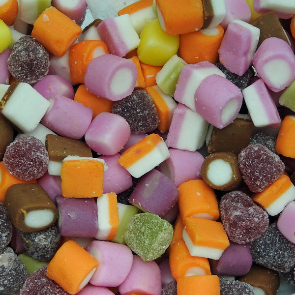 Dolly Mixtures : 200g - Multicoloured Candy and Jelly Sweets