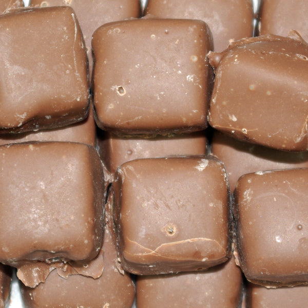 Milk Chocolate Turkish Delight : 200g - Turkish Delight covered in Milk Chocolate