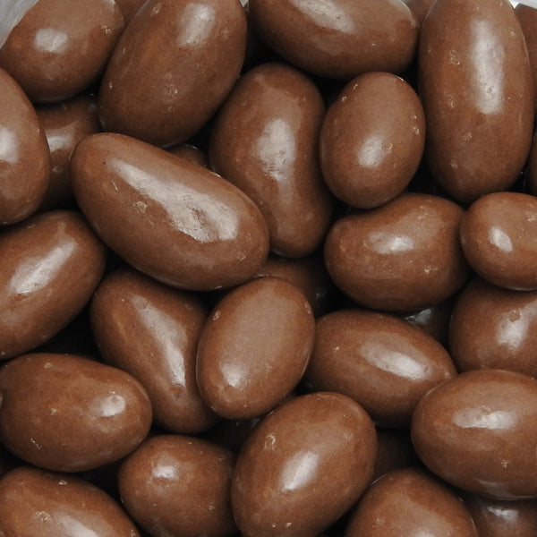 Milk Chocolate Brazil Nuts : 200g - Brazils covered in Milk Chocolate