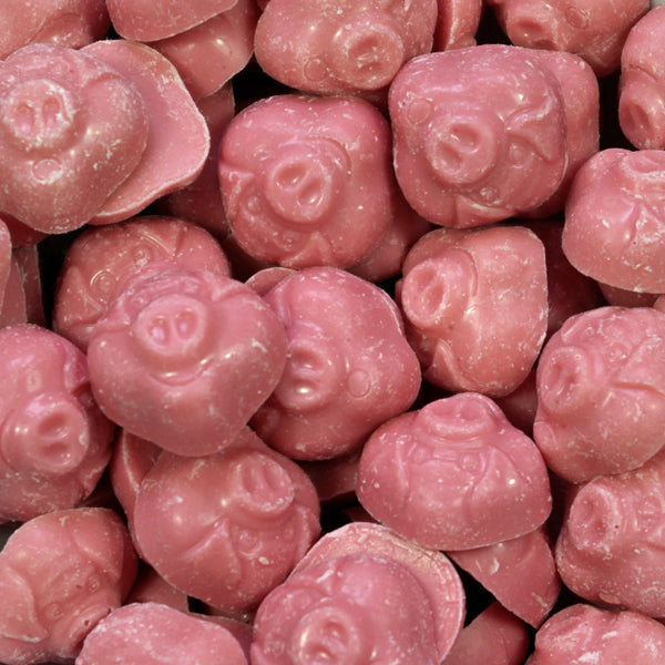Porky Pigs : 200g  - Strawberry Flavour Candy